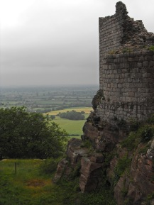 22 Beeston Castle