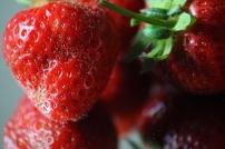 27 strawberries