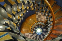 43 magic circle staircase