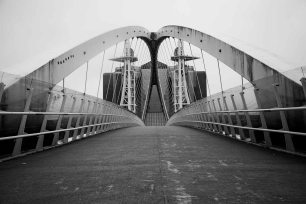 Salford Quays bridge 2 low res