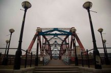 Salford Quays bridge low res
