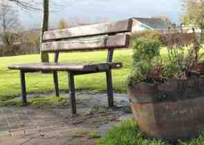81 bench in Haughton Green resized