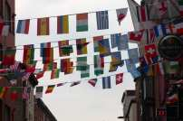 150 flags in the northern quarter web
