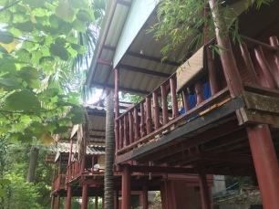 Hut in Koh Phangan